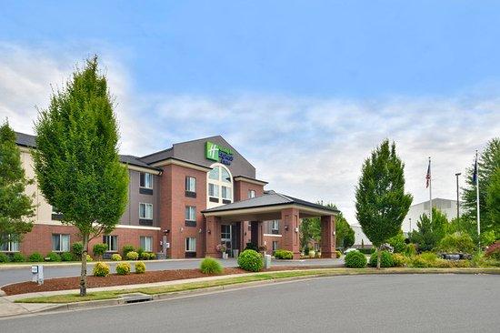 Albany, Oregón: Hotel Exterior
