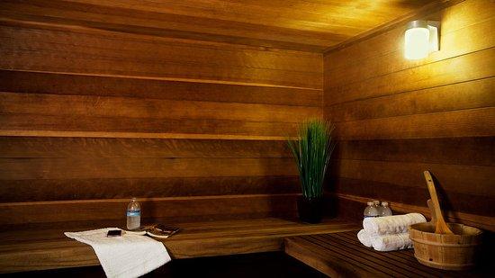 Albany, Oregón: Sauna