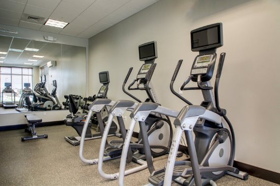 Peoria, IL: Fully equipped with cardio equipment and free weights