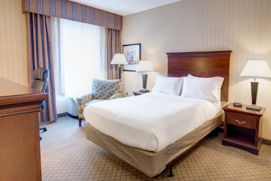 Holiday Inn Express Hotel & Suites West Long Branch: Full Bed ADA Room