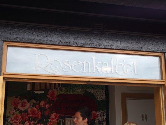 Rosenkafeet Photo