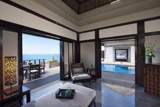 Banyan Tree Bintan: Oceanview Infinity Pool Villa - Two Bedroom
