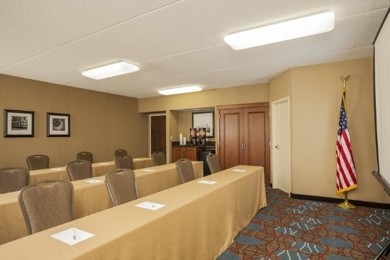 Hampton Inn Chicago-O'Hare International Airport: Meeting Room