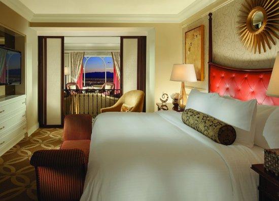 The Venetian Las Vegas: Piazza Bedroom