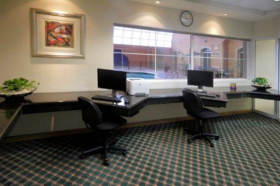 Holiday Inn Express Guanajuato: Business Center