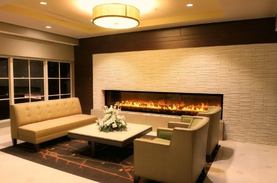Claymont, DE: Hotel Lobby