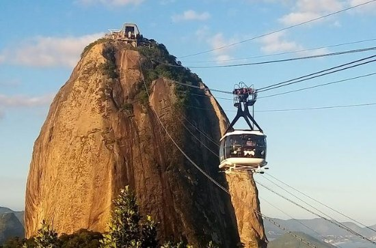 Experiência de pôr do sol no Cristo Redentor, no Rio de Janeiro