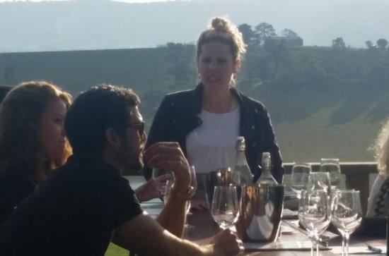 Mornington Peninsula mat og vin liten...