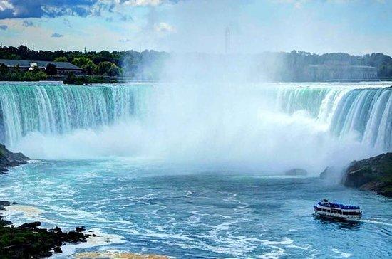 Mega Toronto et Niagara Falls Tour