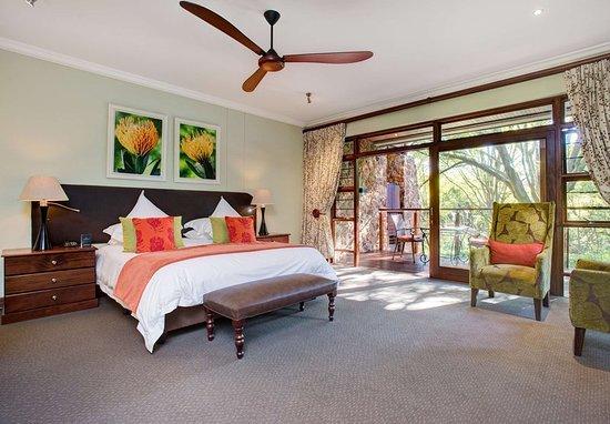 Centurion, Νότια Αφρική: Superior King Guest Room - Details