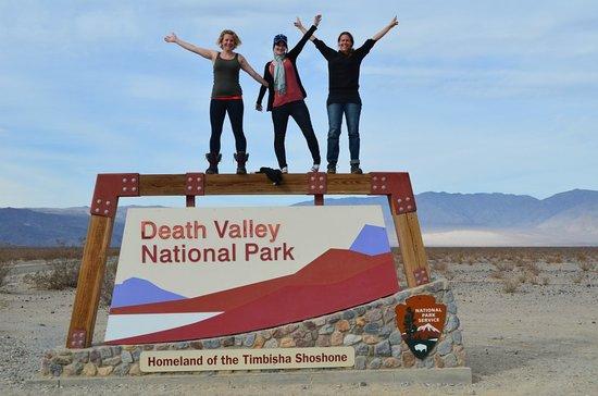 Stone Ridge, NY: Entrance to Death Valley