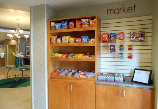 Morgantown, Virginia Occidental: The Market