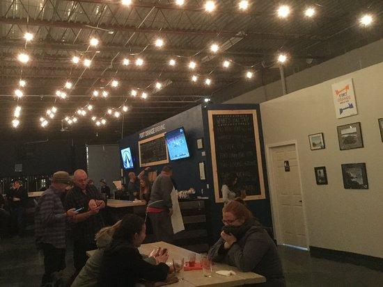 Albany, NY: Inside bar