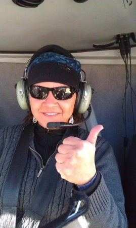 Stone Ridge, NY: High above the Grand Canyon; helicopter tour
