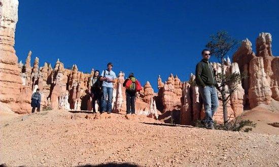 Stone Ridge, NY: Group hike in Bryce Canyon