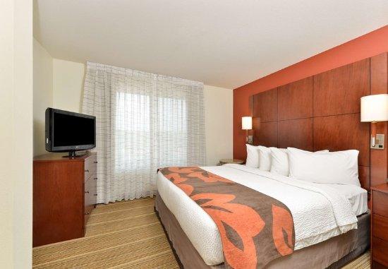 Coralville, IA: Two-Bedroom Suite - Bedroom
