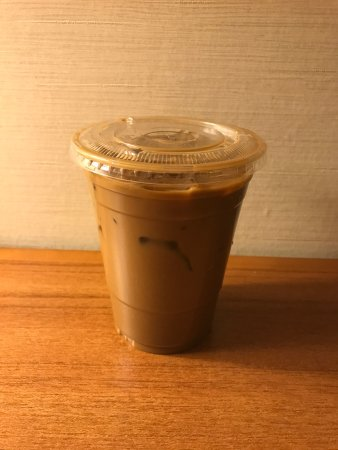 Vietnamese Noodle House: Vietnamese iced coffee