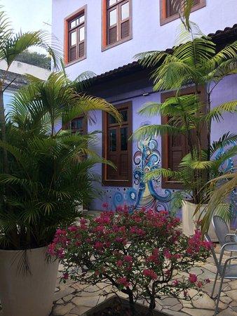 Casa Cool Beans B&B: Exterior first floor