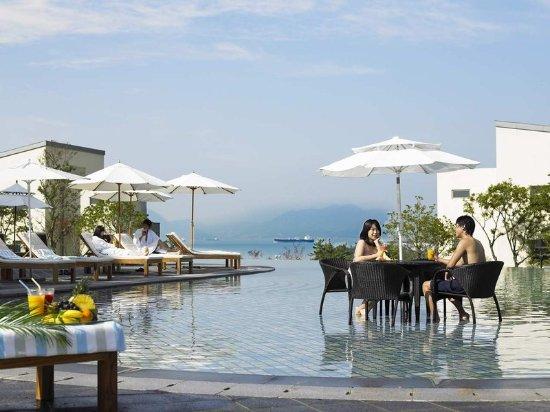 Namhae-gun, South Korea: Swimming Pool