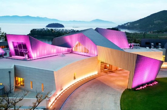Namhae-gun, South Korea: Exterior