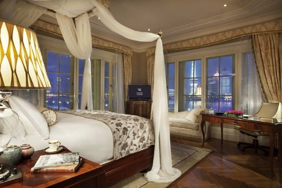 Waldorf Astoria Shanghai on the Bund: Suite with a View