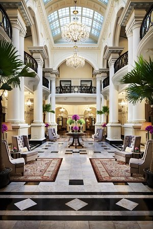 Waldorf Astoria Shanghai on the Bund: Wadord Astoria Club Lobby
