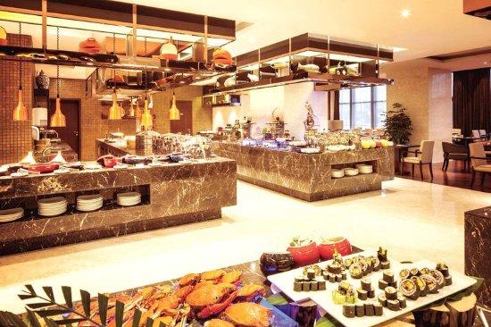 Suzhou, China: Western Restaurant