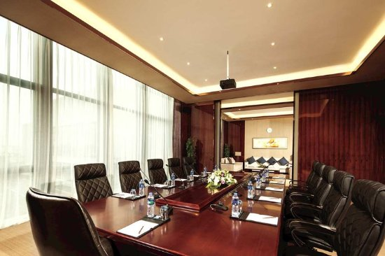 Suzhou, จีน: Boardroom with VIP1