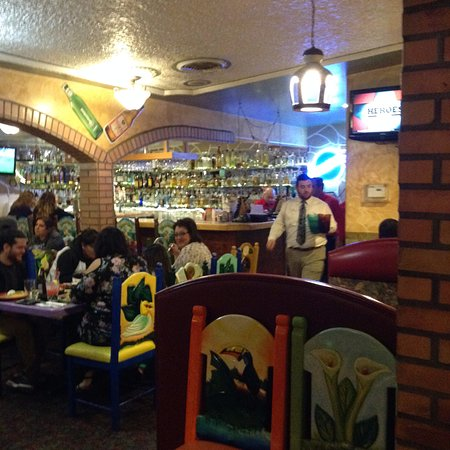 beautiful big bar with many liquor selections picture of tequila s rh tripadvisor com