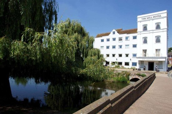 The Mill Hotel Sudbury Reviews