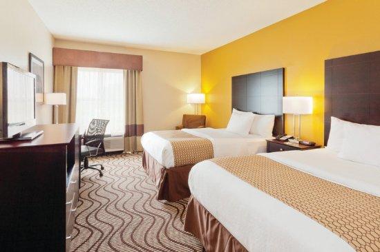 เทอร์เรล, เท็กซัส: Guest Room
