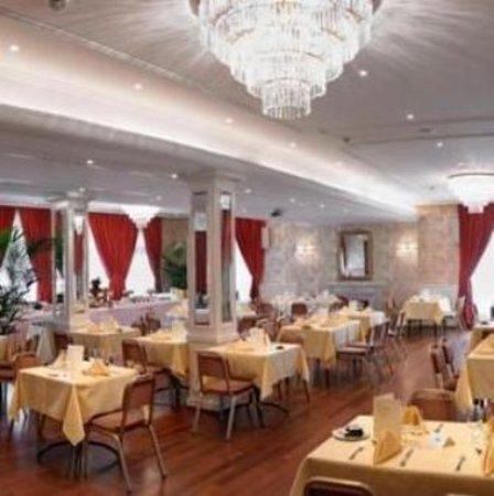 Yverdon-les-Bains, Suisse : Restaurant
