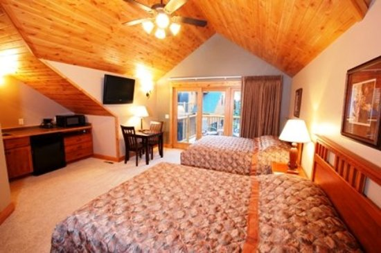 Deerwood, MN: Bay Lake Villa Family Suite