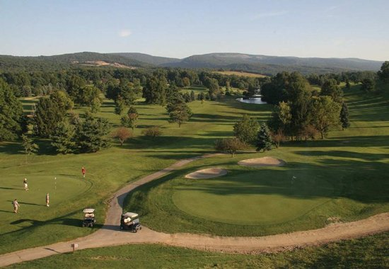 Blairsville, PA: Golf Course