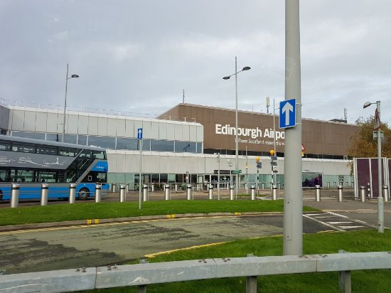 Edinburgh Airport iCentre