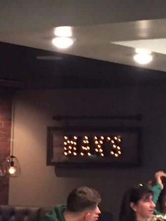 Dartmouth, MA: Max's sign