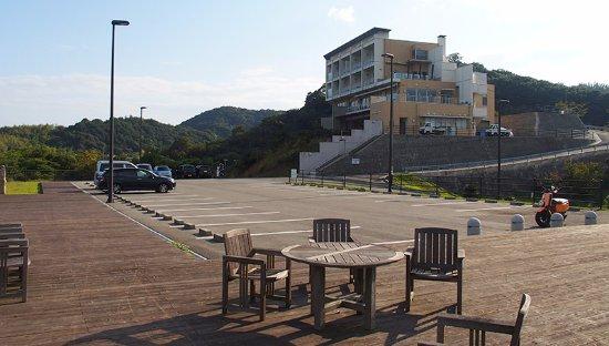 上島町, 愛媛県, フェスパ駐車場