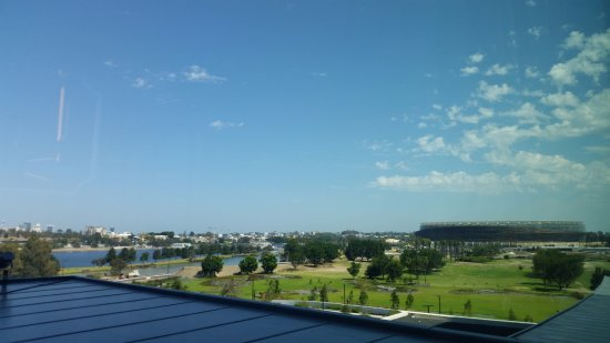 Burswood, Australia: optus stadium