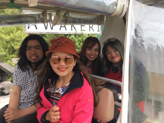 Whakatane, Nowa Zelandia: friendship goals!