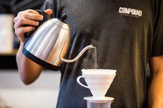 Coolum Beach, Australien: Filter Coffee