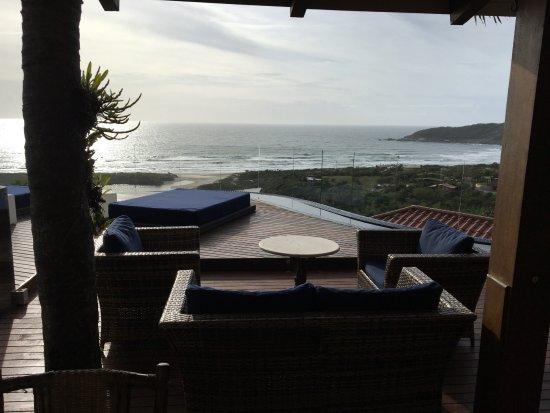 Quinta do Bucaneiro: Vista da praia