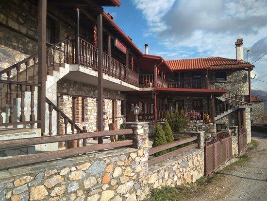 Agios Athanasios, Grekland: Nefeli Hotel