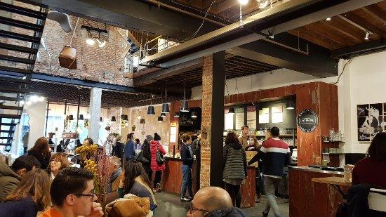 L 39 atelier en ville bruxelles restaurant avis photos for Atelier cuisine bruxelles