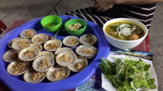 Truong Tien Bridge : great meal