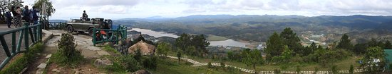 Lac Duong, Vietnam: Another part of the view