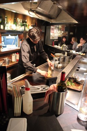 Kyo chabana kyotoekimae kyoto shimogyo ku restaurant for Restaurant kyo