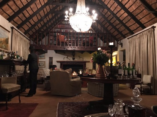 Harkerville, South Africa: Lounge