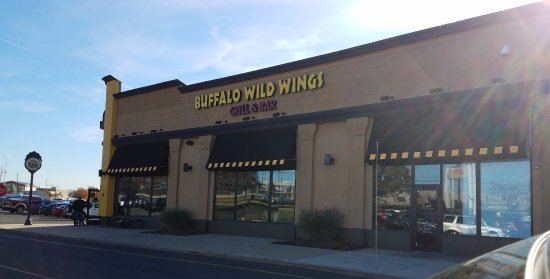 Buffalo Wild Wings: Route 35 South side of the Mall near food courts