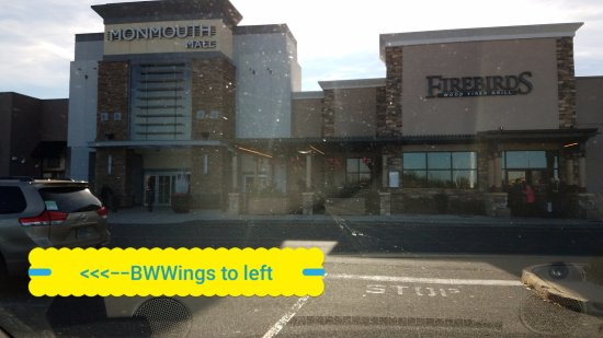Buffalo Wild Wings: Route 35 South side of the Mall