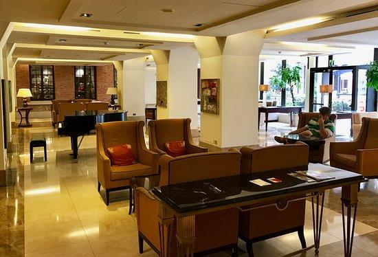 Hilton Molino Stucky Venice Hotel: salon
